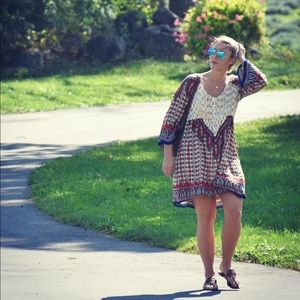 Spell & gypsy inspired dress